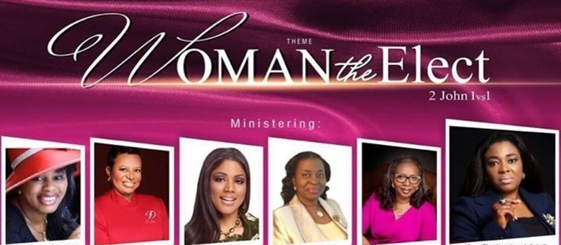 Jesus Women of Influence Conference 2016