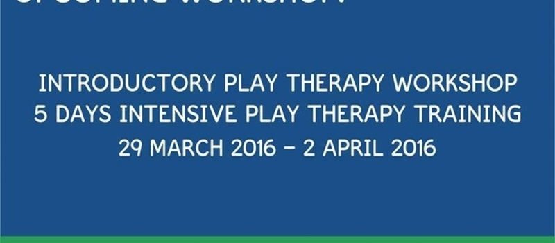 Introductory Play Therapy Workshop