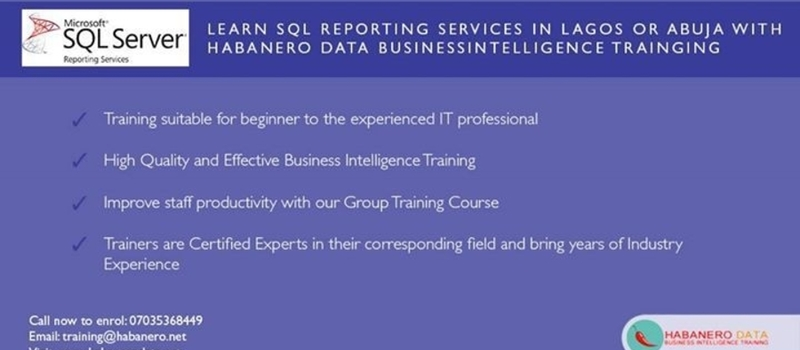 Introduction to Microsoft Reporting Services