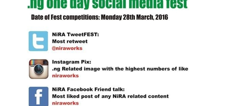 NG Social Media Fest Competition