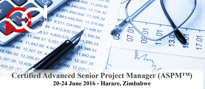Certified Advanced Senior Project Manager (ASPM™)