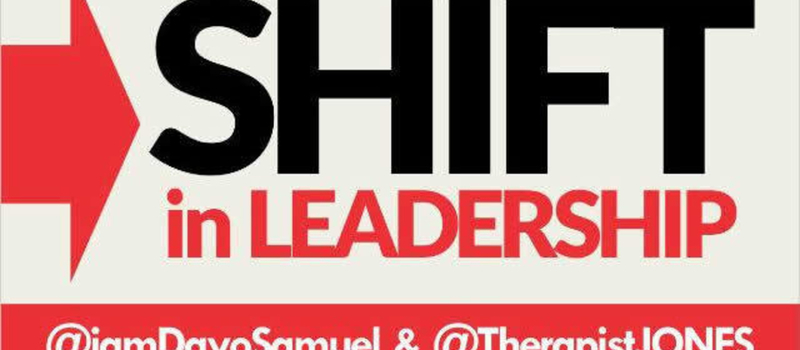 SHIFT in LEADERSHIP
