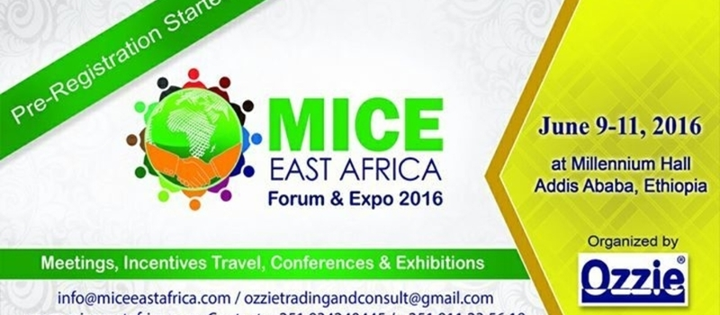 MICE East Africa Forum and Exhibition 2016