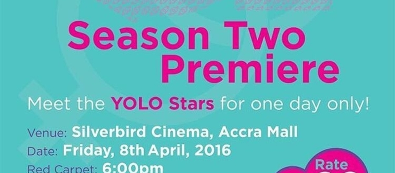 YOLO - Season Two Premiere