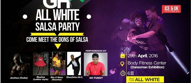 GH All White Party