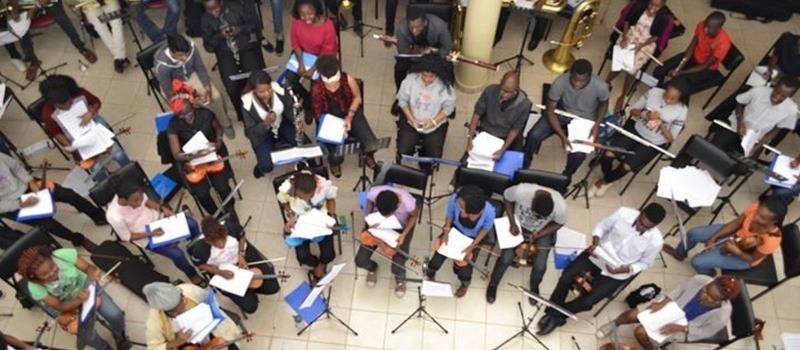 National Youth Orchestra Of Kenya in Concert