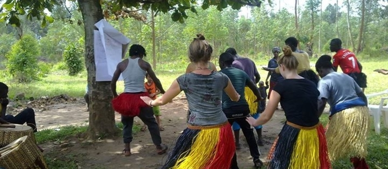 International Workcamp on Skills training in Traditional Music, Dance and Drama.