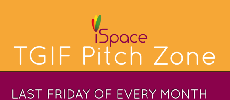 iSpace Pitch Zone [April Edition]
