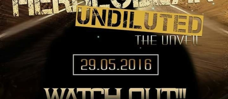 HERBEGBEYIN UNDILUTED(The Unveil)