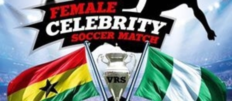 Female Celebrity Soccer Match