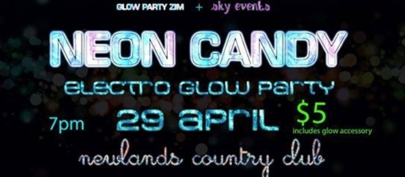 Neon Candy Electro Glow Party