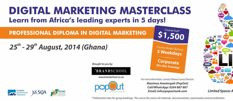 Digital Marketing Masterclass (5 Days)