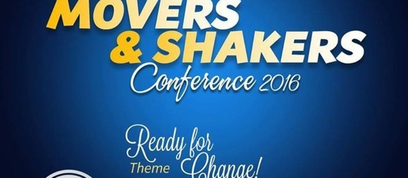 Movers and Shakers Conference 2016