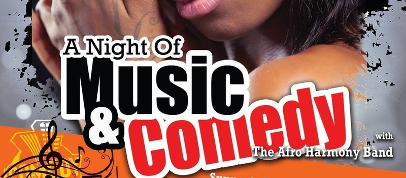 RAQUEL LIVE - A Night Of Music & Comedy