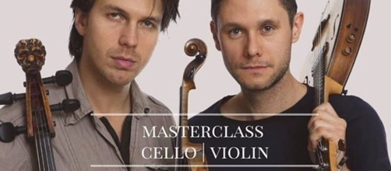 Cello and Violin Masterclass