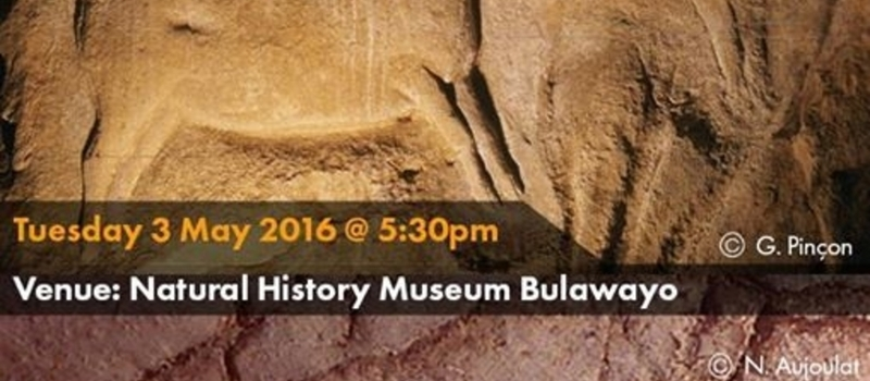 Lecture : of Animals and Men : a Glance at the European Prehestoric Rock Art
