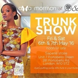 Trunk Show By Aya Morrison