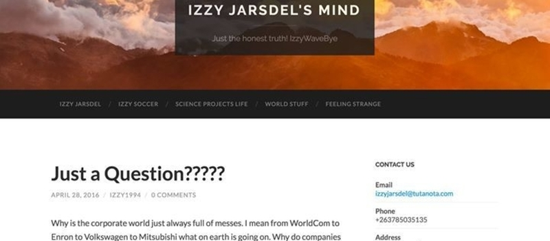 www.izzyjarsdel.com official launch