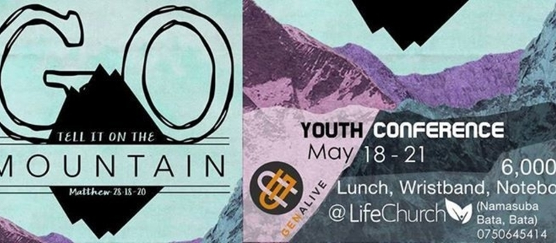 GenAlive Youth Conference 2016