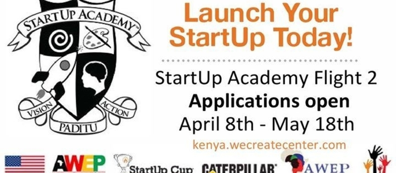 Startup Academy Flight 2 Applications