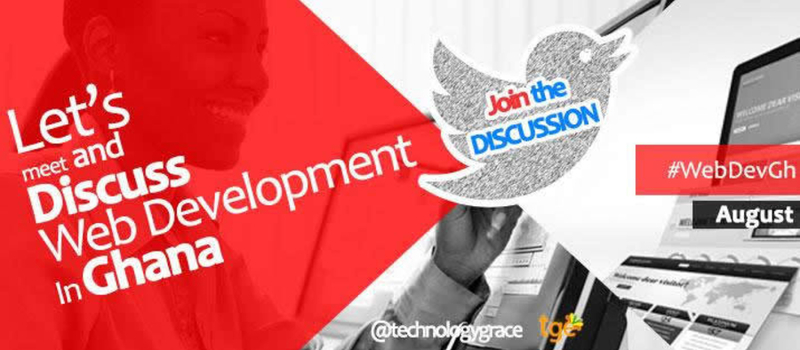 Discuss Web Development in Ghana