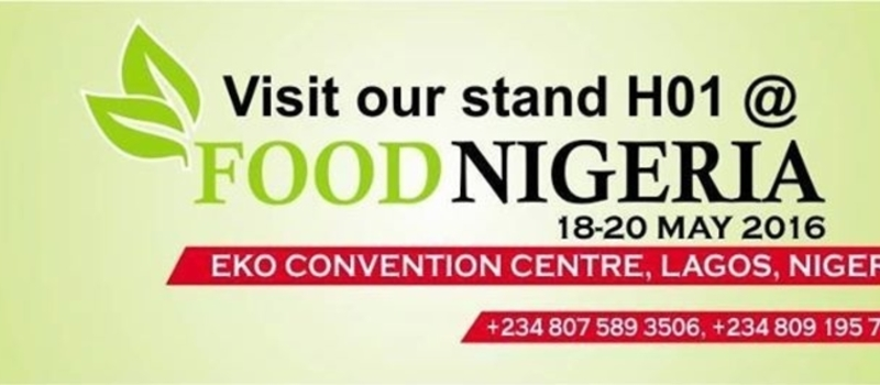 FOOD NIGERIA EXHIBITION