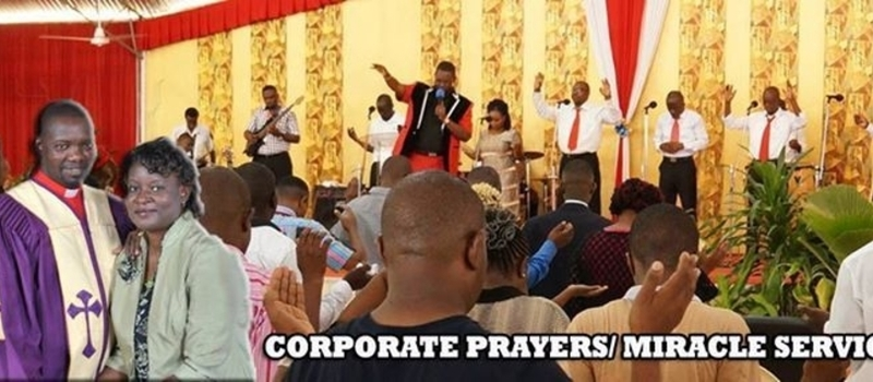 CORPORATE PRAYERS/MIRACLE SERVICE