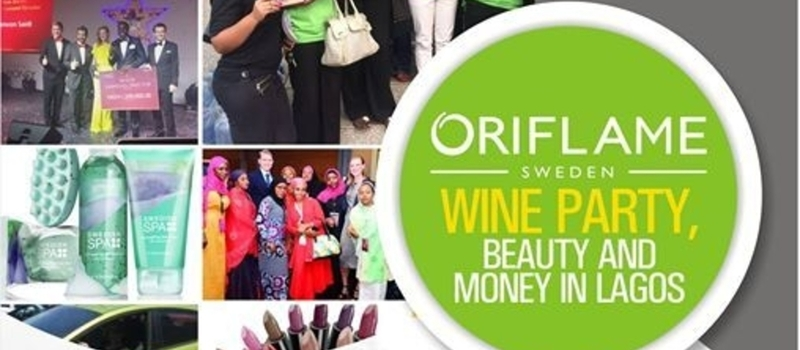 ORIFLAME WINE PARTY