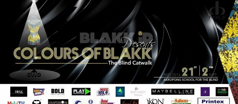 Colours Of Black (The Blind Catwalk)