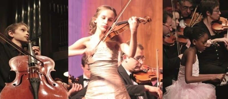 129th Young Artists' Concerto Festival
