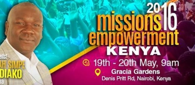 2016 Missions Empowerment Conference - Kenya