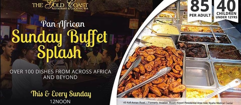 Sunday Buffet Splash