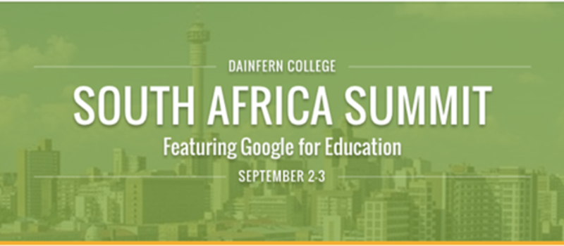 EdTechTeam South Africa Summit featuring Google for Education