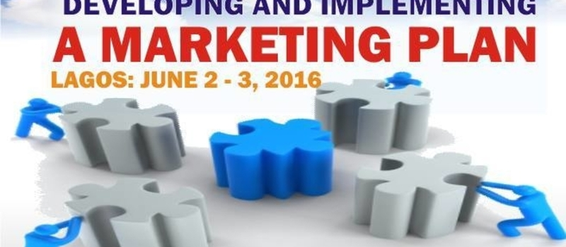 Developing and Implementing A Market Plan