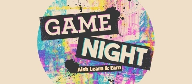 Aish GAMES NIGHT