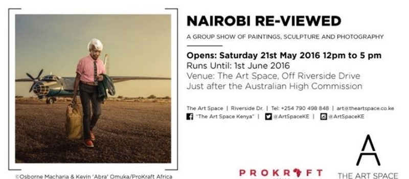 Exhibtion: Nairobi Re - Viewed
