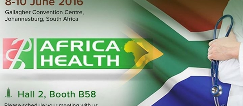 Adaltis at Africa Health 2016 Exhibition, Johannesburg, South Africa