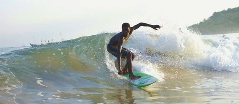 Niinns Ventures Surf Weekend